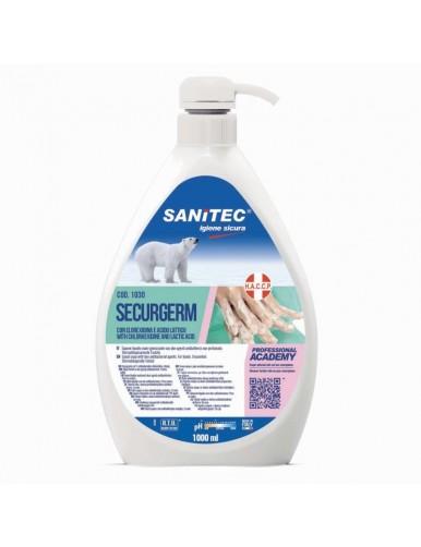 Sapone Mani con Antibatterico