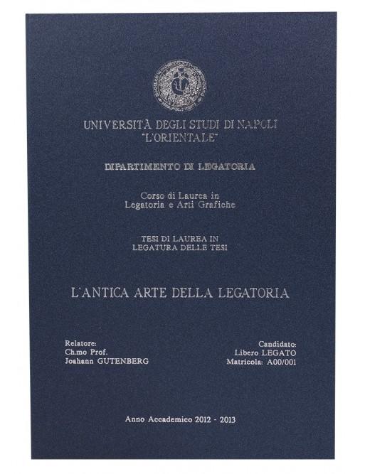 V. Effetto Seta Blu  -  Cod. VESB