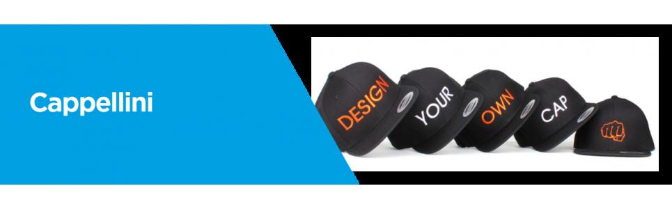 Cappellini personalizzati con logo | Copynetce.it
